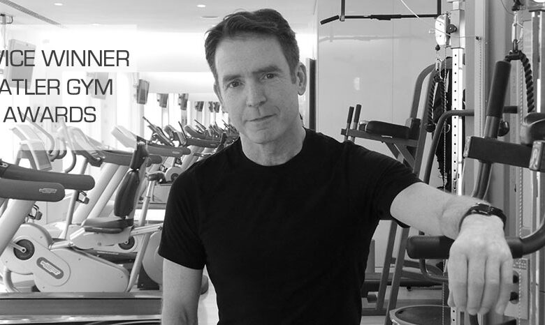 Photo of An Exclusive Interview with a Celebrity- Trainer Michael Garry